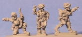 15mm WW2 US figures - Airborne platoon command