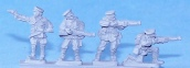 15mm WW1 figures - British infantry firing