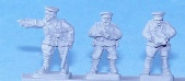 15mm WW1 figures - British Higher Command
