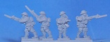 15mm WW1 figures - British Tommy in gasmask
