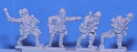 15mm WW1 figures - German stormtroopers