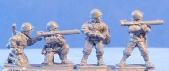 15mm WW2 US figures - Bazooka teams
