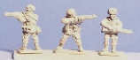15mm WW2 miniatures - British Paras with rifles