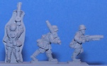 15mm WW1 figures - german Lewis gun
