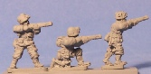 15mm WW2 US figures - Airborne rifles firing