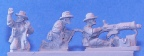 15mm WW2 miniatures - 14th Army HMG's