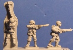 15mm WW2 US figures - BAR LMG