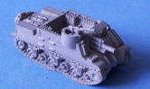 15mm WW2 US vehicles - tanks, Priest 105mm
